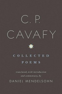 C.P. Cavafy: Collected Poems